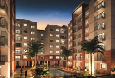 Gallery Cover Image of 1230 Sq.ft 2 BHK Apartment for rent in Bhoganhalli for 35000