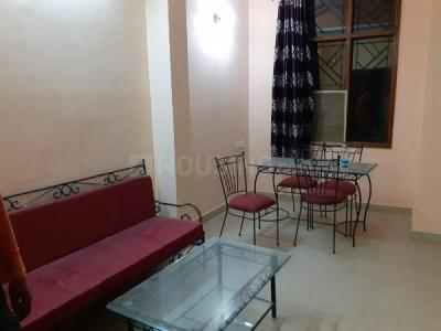 Gallery Cover Image of 600 Sq.ft 1 BHK Independent Floor for rent in Sushant Lok I for 21000