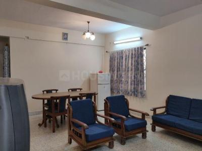 Gallery Cover Image of 1200 Sq.ft 2 BHK Apartment for rent in Koramangala for 36000