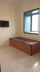 Gallery Cover Image of 650 Sq.ft 1 BHK Apartment for rent in Airoli for 18000