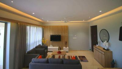 Gallery Cover Image of 705 Sq.ft 1 BHK Apartment for buy in Aurum Q Residences, Ghansoli for 8500000