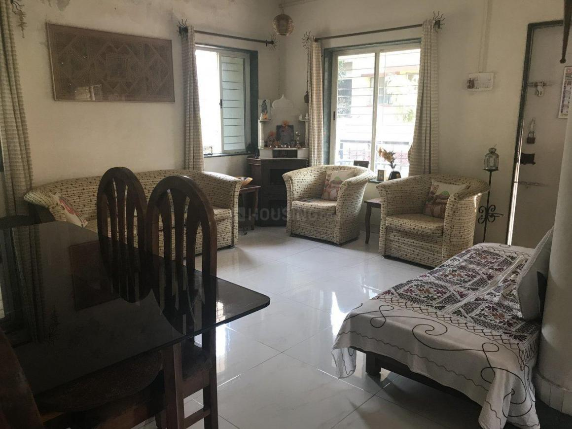 Living Room Image of 950 Sq.ft 2 BHK Independent House for buy in Talegaon Dabhade for 6500000