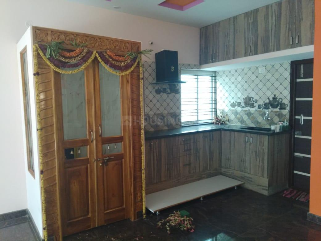Pooja Room Image of 1200 Sq.ft 2 BHK Independent House for rent in Padmanabhanagar for 20000