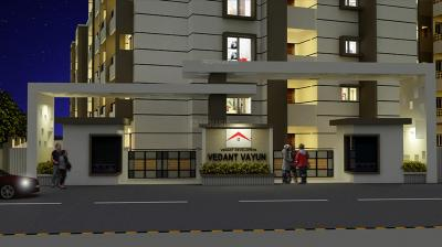Gallery Cover Image of 1438 Sq.ft 3 BHK Apartment for buy in Vedant Vayun, Akshayanagar for 5500000