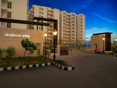 Gallery Cover Image of 850 Sq.ft 2 BHK Apartment for buy in MR Proview Shalimar City, Hindan Residential Area for 2600000