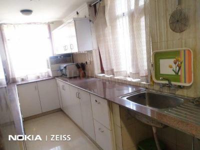 Kitchen Image of Furnished Girls PG in Sector 12 Dwarka
