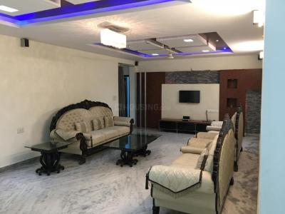 Gallery Cover Image of 2543 Sq.ft 3 BHK Apartment for rent in Banjara Hills for 45000
