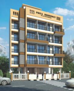 Gallery Cover Image of 650 Sq.ft 1 BHK Independent Floor for buy in Kamothe for 4500000