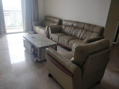 Gallery Cover Image of 1800 Sq.ft 3 BHK Apartment for rent in DLF Commanders Court, Egmore for 75000