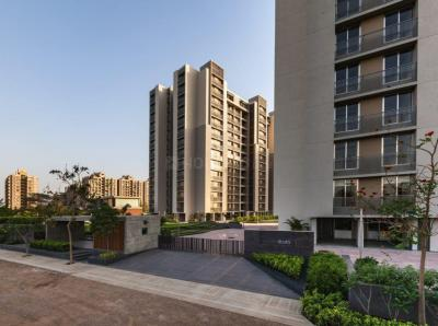 Gallery Cover Image of 2750 Sq.ft 4 BHK Apartment for buy in Goyal Riviera Blues, Prahlad Nagar for 18000000