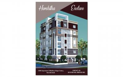 Gallery Cover Image of 400 Sq.ft 2 BHK Apartment for buy in Madhura Nagar for 7500000