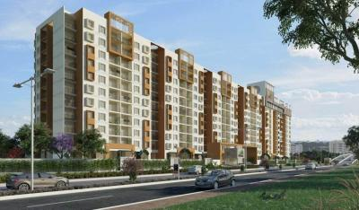 Gallery Cover Image of 1190 Sq.ft 2 BHK Apartment for buy in Mathikere for 7300000