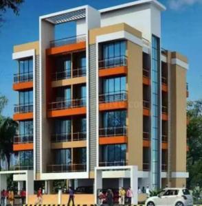 Gallery Cover Image of 660 Sq.ft 1 BHK Apartment for rent in Shanti Nihar, Kalamboli for 8500