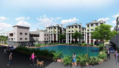 Gallery Cover Image of 770 Sq.ft 2 BHK Apartment for buy in Khariberia for 2050000