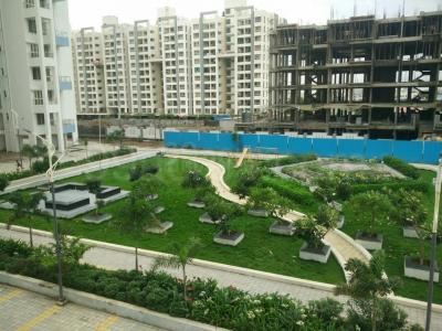 Gallery Cover Image of 1020 Sq.ft 2 BHK Apartment for rent in Tathawade for 18000