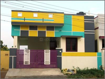 Gallery Cover Image of 900 Sq.ft 2 BHK Villa for buy in Saravanampatty for 3500000