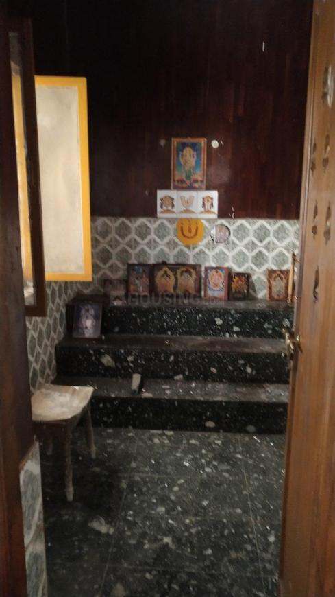 Pooja Room Image of 2400 Sq.ft 3 BHK Independent House for rent in RR Nagar for 35000