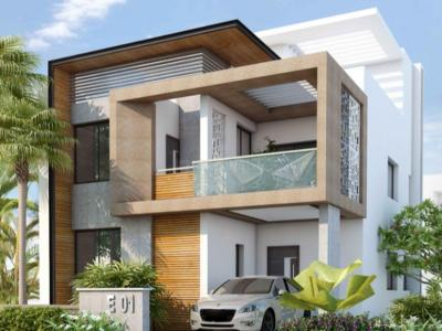 Gallery Cover Image of 2616 Sq.ft 3 BHK Villa for buy in Annojiguda for 9500000