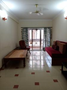 Gallery Cover Image of 1800 Sq.ft 3 BHK Apartment for rent in Diamond District, Domlur Layout for 45000
