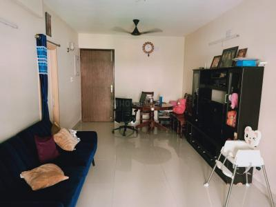 Gallery Cover Image of 1103 Sq.ft 2 BHK Apartment for rent in BBCL Ashraya, Thoraipakkam for 18000