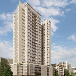 Gallery Cover Image of 854 Sq.ft 3 BHK Apartment for buy in Girgaon for 38500000