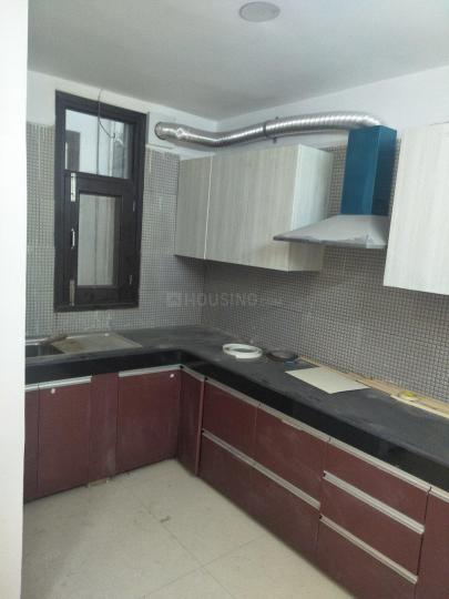 Kitchen Image of 1350 Sq.ft 3 BHK Independent Floor for rent in D-181, Said-Ul-Ajaib for 26000