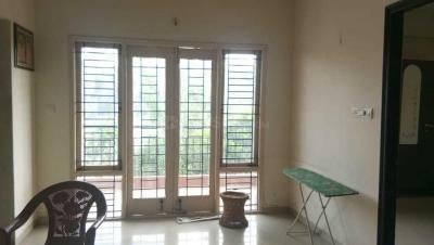 Gallery Cover Image of 1200 Sq.ft 2 BHK Apartment for rent in Tejaswini Nagar for 22370