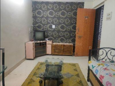 Gallery Cover Image of 650 Sq.ft 1 BHK Apartment for rent in Konark Karia Abhishek, Camp for 21000