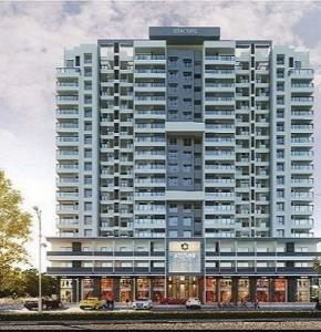 Gallery Cover Image of 1240 Sq.ft 2 BHK Apartment for buy in Rucha Stature, Nanded for 8300000
