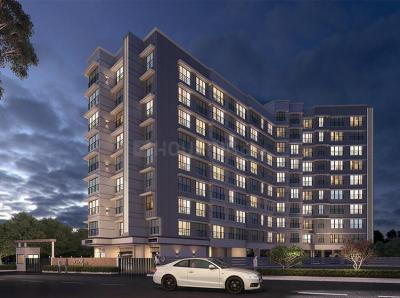 Gallery Cover Image of 635 Sq.ft 1 BHK Apartment for buy in Vraj One Andheri Sheetal Dhara Premises CHSL, Andheri West for 10140000