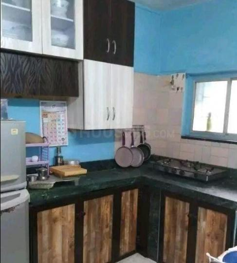 Kitchen Image of 600 Sq.ft 1 BHK Apartment for rent in Dombivli East for 8500