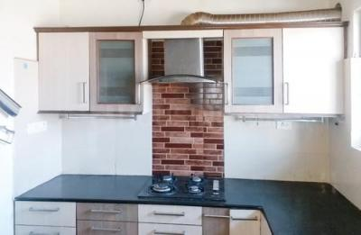 Kitchen Image of Purab Manor 616 A Block in Krishnarajapura
