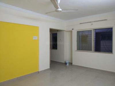 Gallery Cover Image of 610 Sq.ft 1 BHK Apartment for rent in Karan Paradise, Pimple Gurav for 12000