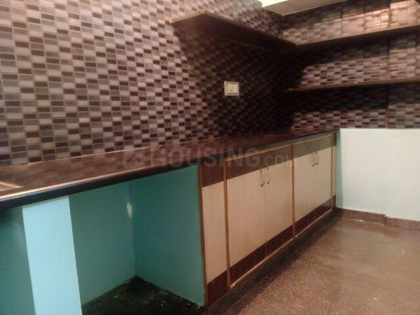 Kitchen Image of 700 Sq.ft 1 RK Apartment for rent in Sanjaynagar for 12000