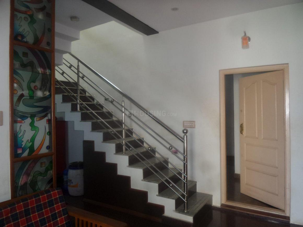 Living Room One Image of 1500 Sq.ft 4 BHK Independent House for buy in Nagarbhavi for 10000000