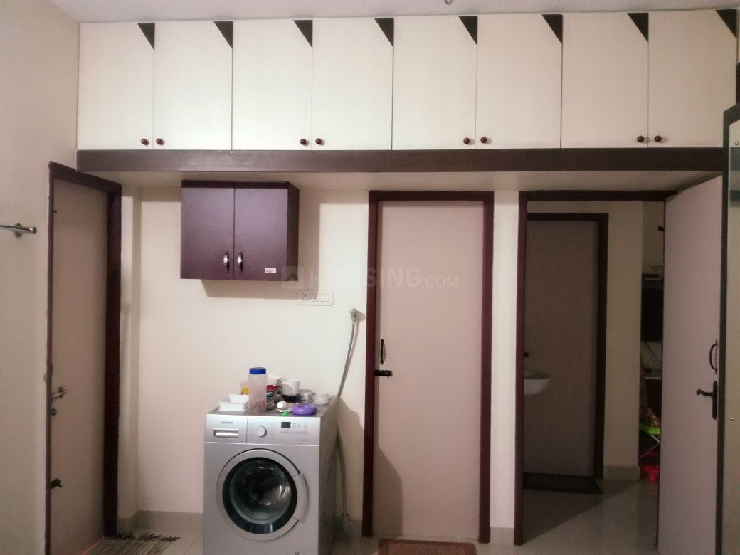 Living Room Image of 1150 Sq.ft 2 BHK Apartment for rent in Selaiyur for 9500