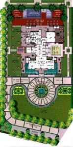 Gallery Cover Image of 1262 Sq.ft 2 BHK Apartment for buy in AIPL Zen Residences, Sector 70A for 9000000