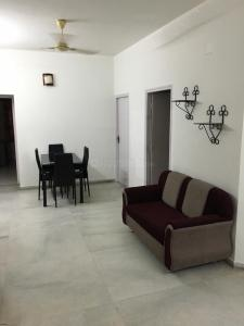 Gallery Cover Image of 1455 Sq.ft 3 BHK Apartment for rent in Santoor Apartments, Naranpura for 21000
