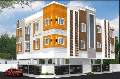 Gallery Cover Image of 700 Sq.ft 2 BHK Apartment for buy in Kundrathur for 2660000