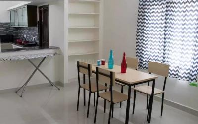Dining Area Image of PG 4926816 Hafeezpet in Hafeezpet