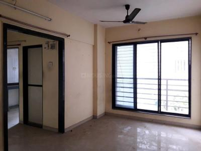 Gallery Cover Image of 650 Sq.ft 1 BHK Apartment for rent in Airoli for 16000