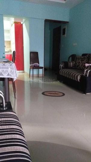 सुबरमानयपूरा में नेहा पीजी में लिविंग रूम की तस्वीर