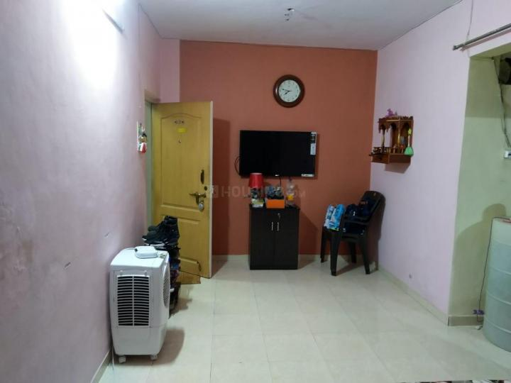 Living Room Image of 640 Sq.ft 1 BHK Apartment for rent in Panvel for 11000