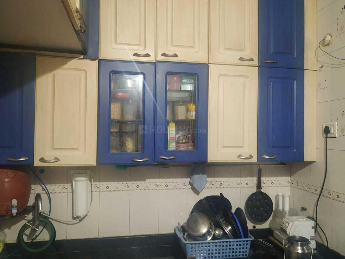 Kitchen Image of 823 Sq.ft 2 BHK Apartment for buy in Greater Khanda for 8500000
