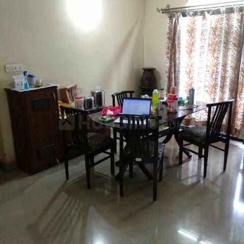 Dining Area Image of 1212 Sq.ft 2 BHK Apartment for rent in Kartik Nagar for 25000