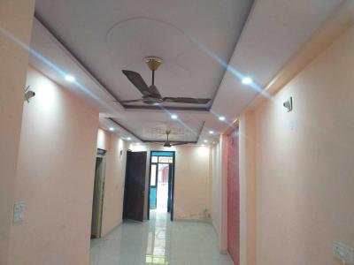 Gallery Cover Image of 900 Sq.ft 3 BHK Independent Floor for rent in Mahavir Enclave for 16000