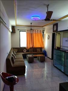 Gallery Cover Image of 1100 Sq.ft 2 BHK Apartment for rent in Vashi for 42000