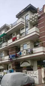 Gallery Cover Image of 1000 Sq.ft 2 BHK Independent Floor for rent in DLF Ankur Vihar for 7000
