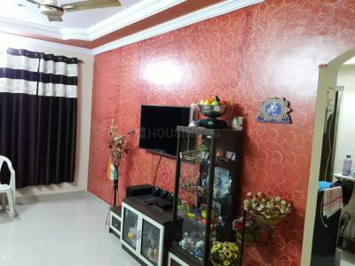 Hall Image of 965 Sq.ft 2 BHK Apartment for buy in Aakash Gagan Dream, Vasai East for 6200000