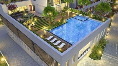 Gallery Cover Image of 1050 Sq.ft 2 BHK Apartment for buy in Ajanta Forest Edge, Kharadi for 9200000